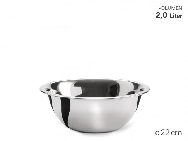 Küchenschüssel Ø 22 cm