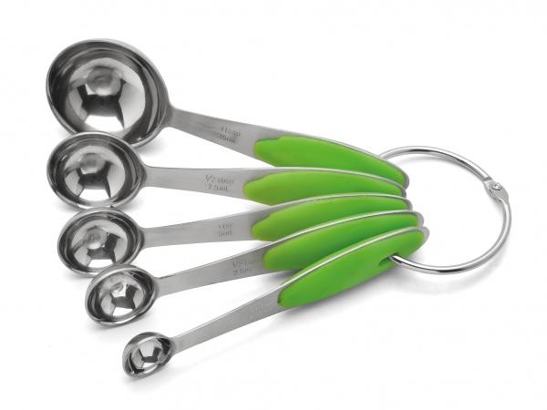 Tee-Messlöffel-Set grün