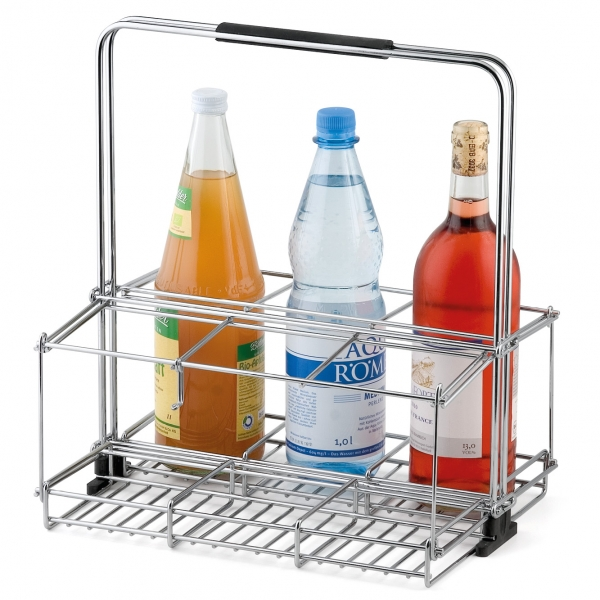 Flaschenträger 6-teilig