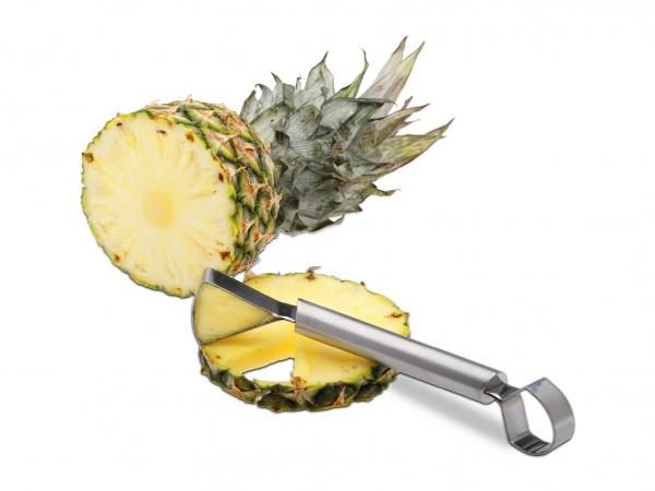 Ananas-/Kürbisausstecher aus Edelstahl