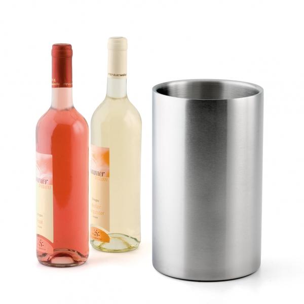 Flaschenkühler doppelwandig