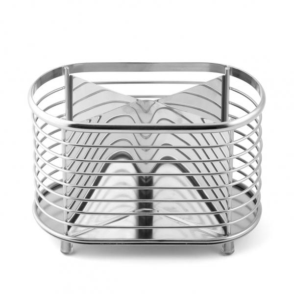 Küchenartikelkorb oval
