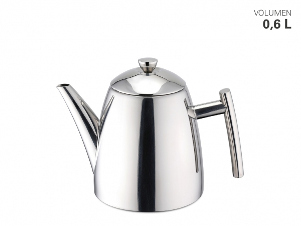 Teekanne mit Teefilter 600 ml