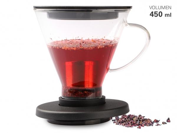 Teebereiter für Tassen