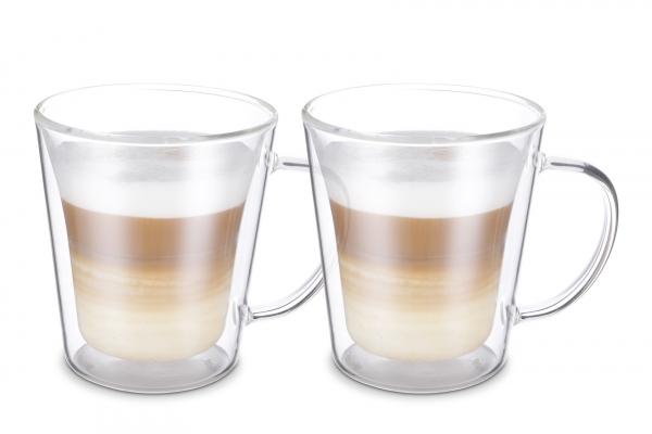 Tassen doppelwandig XL 350 ml Set 2