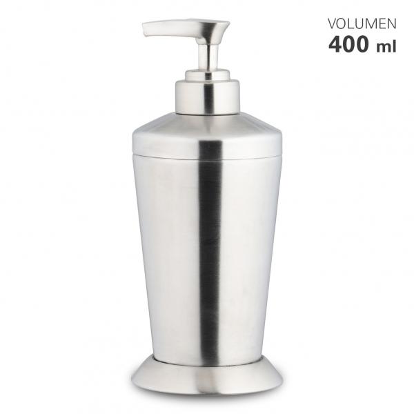 Seifenspender aus Edelstahl, 400 ml