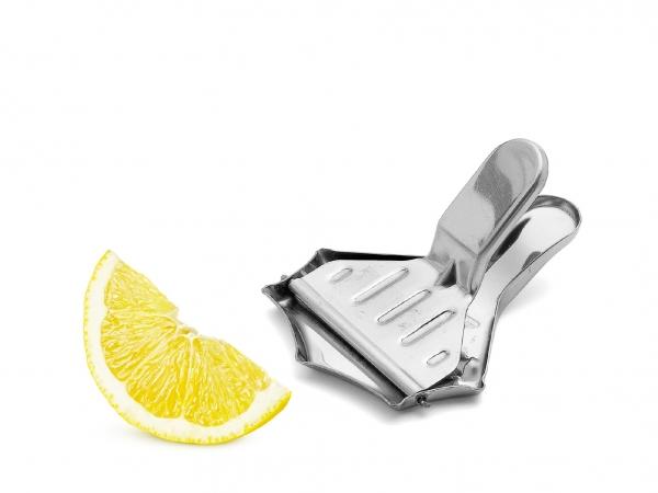 Zitronenpresse für Schnitze
