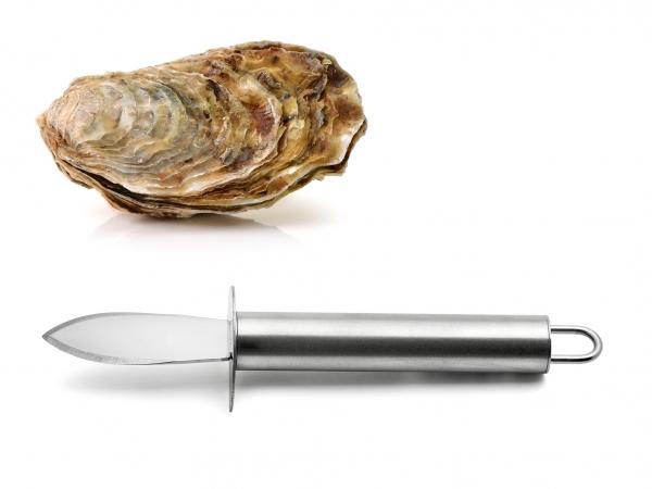 Austern -/Parmesanbrecher