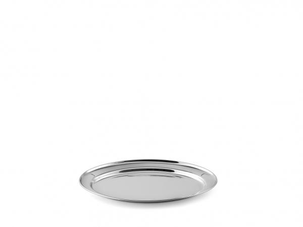 Servierplatte oval 25 cm