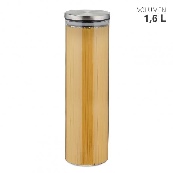 Vorratsdose aus Borosilikatglas 1600 ml