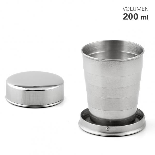 Reise-Trinkbecher 200 ml