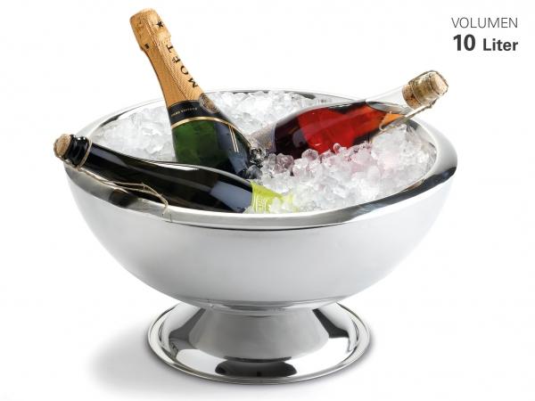 Champagnerkühler doppelwandig