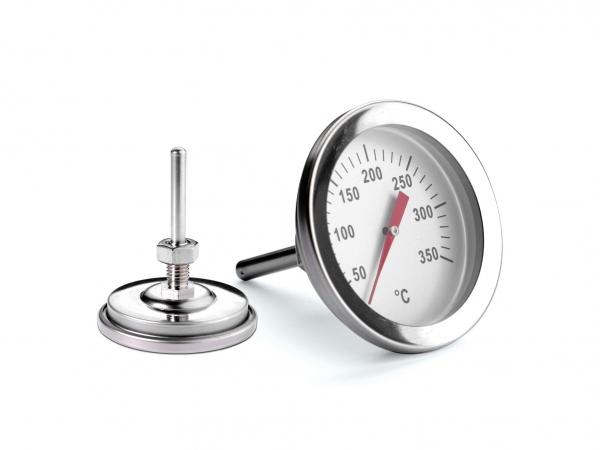 Grillthermometer bis 350°C, mit Schraubsteg