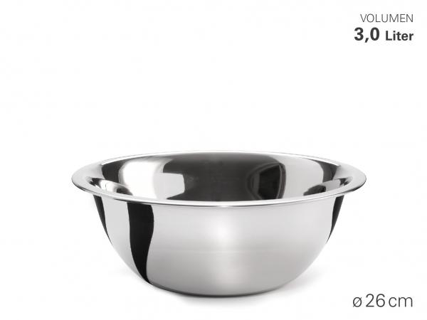Küchenschüssel Ø 26 cm